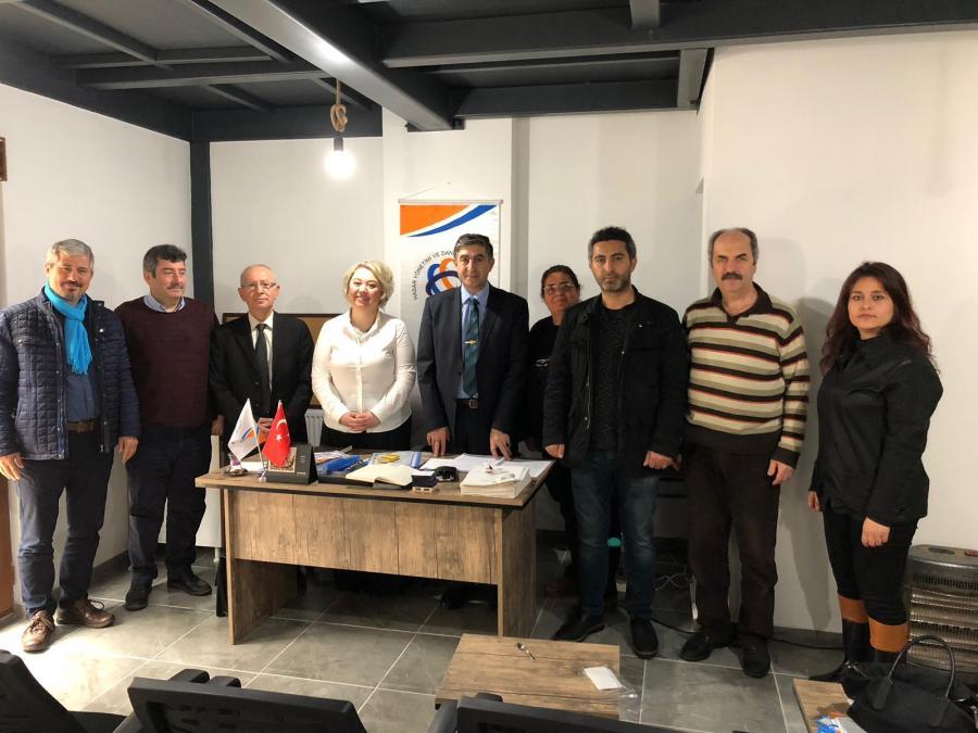 İstanbul Avrupa 2. Bölge Müdürlüğü Ziyareti