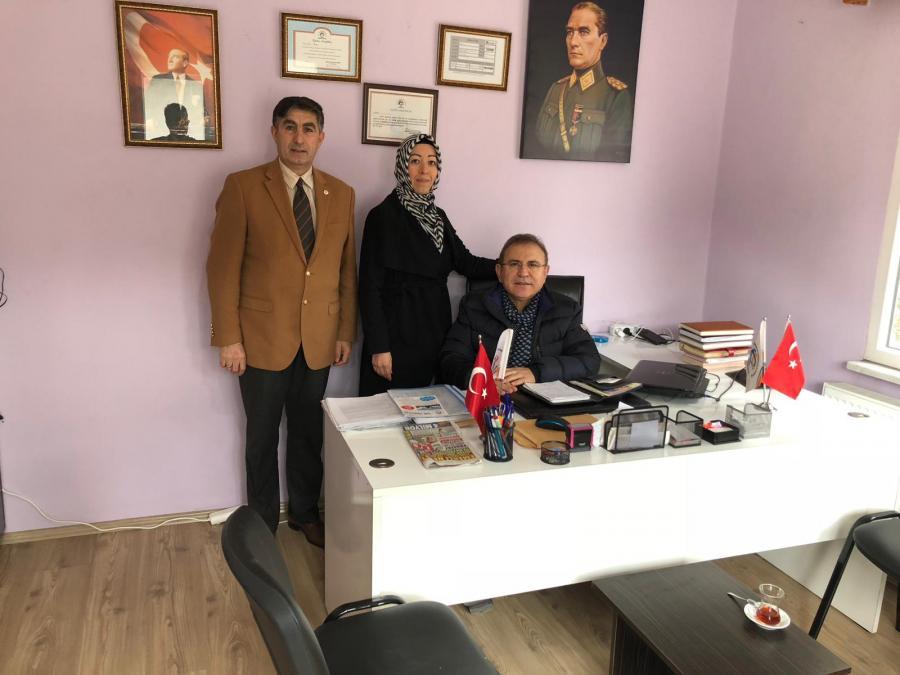 Safranbolu Acente Müdürlüğü'ne Ziyaret