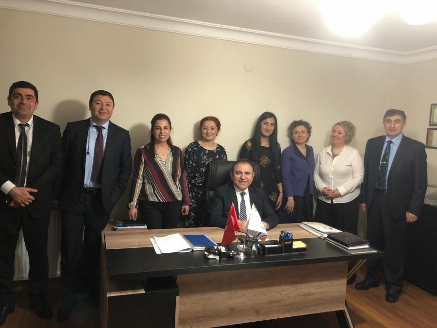 İstanbul Anadolu Bölge Müdürlüğü'ne Ziyaret