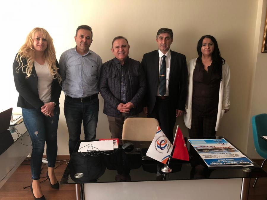 İstanbul Avrupa-1. Bölge Müdürlüğü'ne Ziyaret