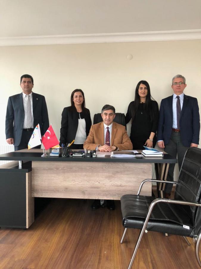 İstanbul Bölge Müdürlüğü'ne Ziyaret